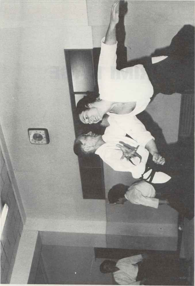 Basic Aikido Exercises