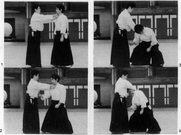 Aikido Basic Steps
