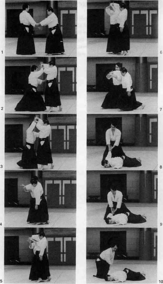Aikido Basic Training