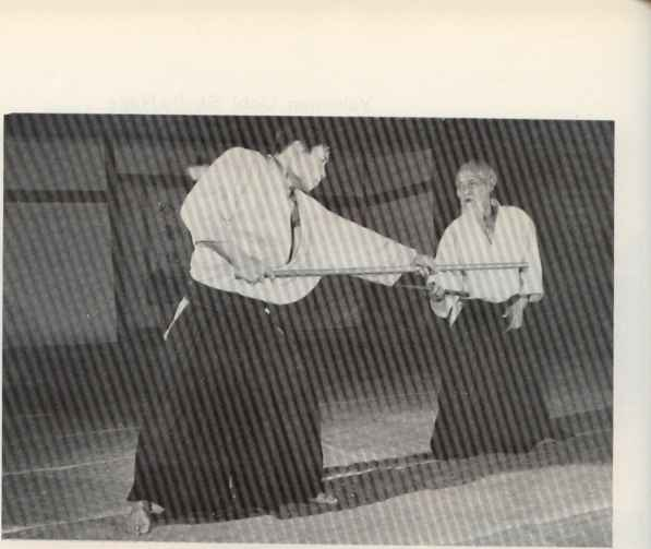 Aikido Stretches
